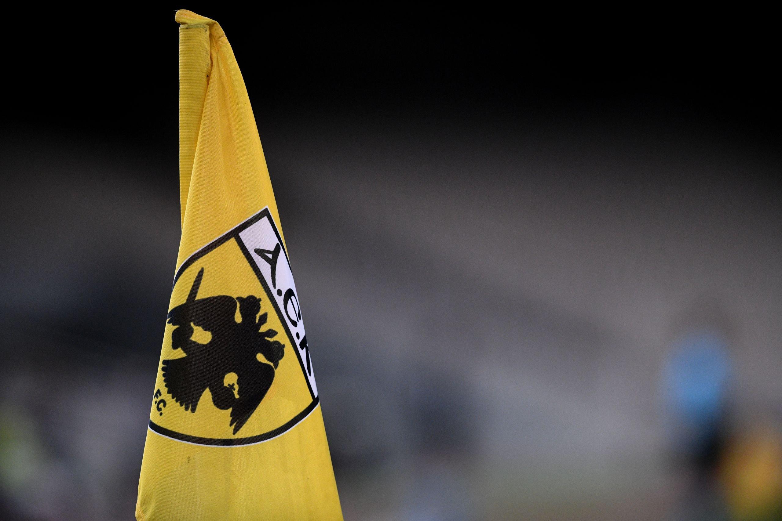 ΑΕΚ σημαία
