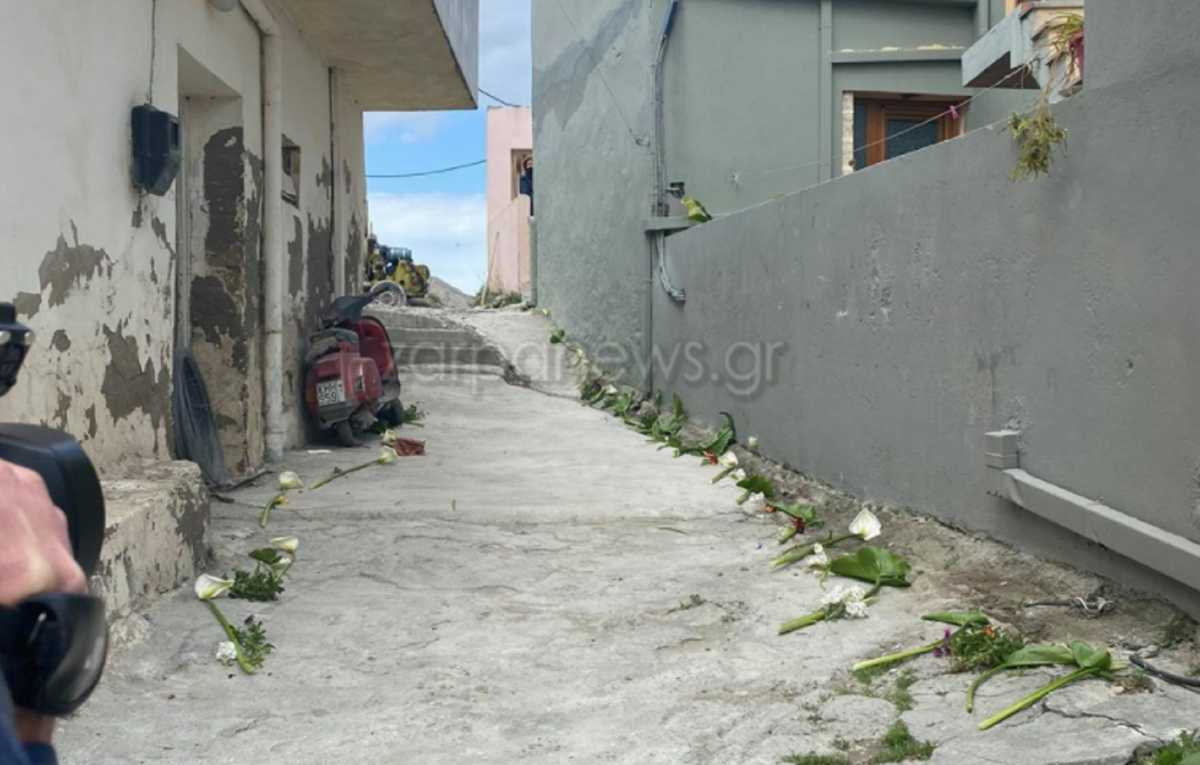 Αγοράκι στην Κρήτη: Είχαν ράνει τον δρόμο με λουλούδια για τον μικρό Ζαχαρία