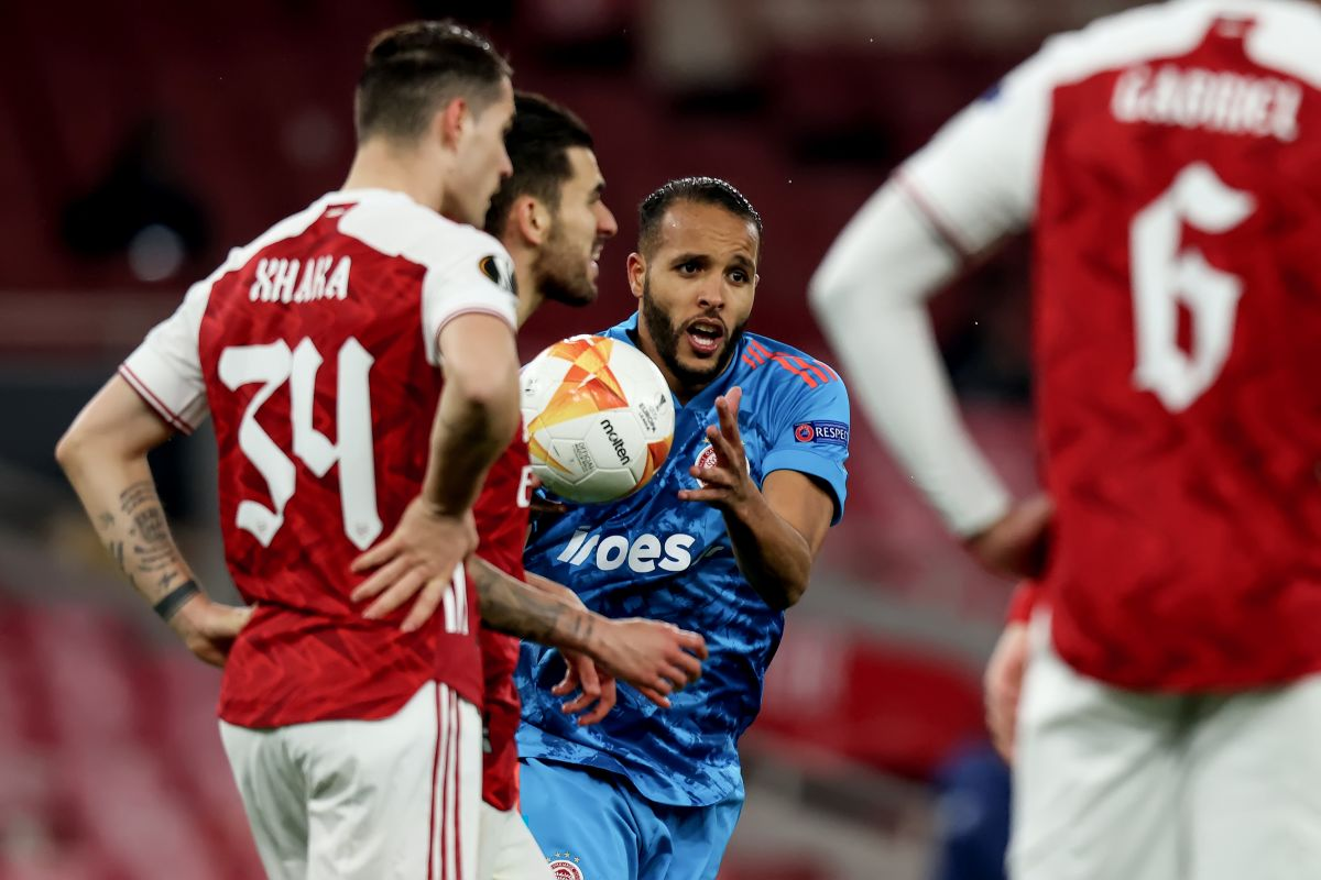 Άρσεναλ - Ολυμπιακός: 0-1 με τον Ελ Αραμπί
