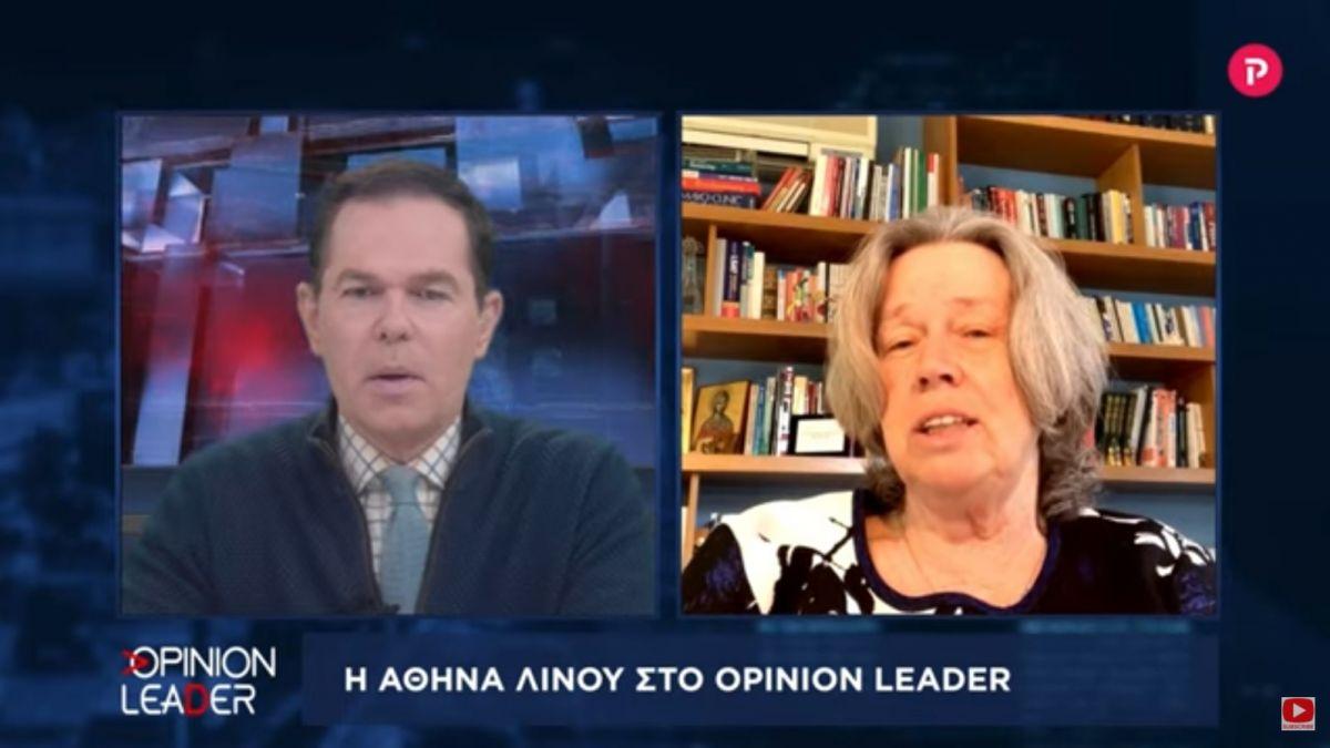 Αθηνά Λινού στο pagenews.gr: Αδύνατη πλέον η ιχνηλάτηση των κρουσμάτων