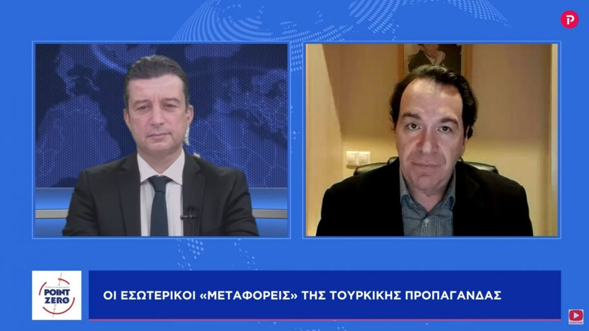 Ο Δημήτρης Σταθακόπουλος στο pagenews.gr