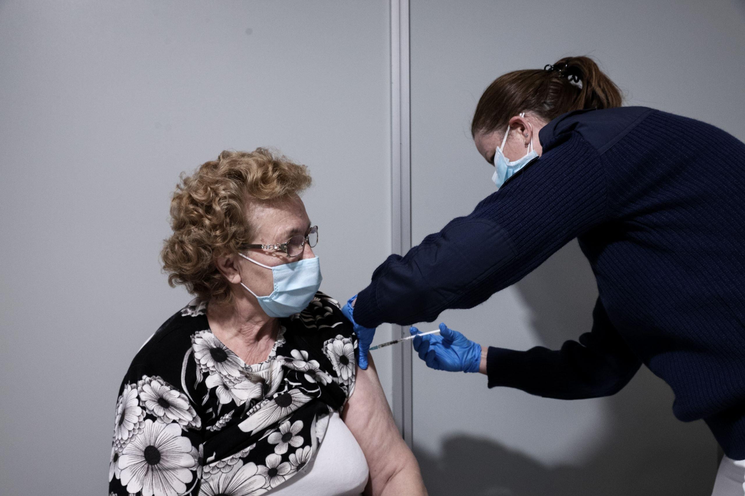 Εμβόλιο κορωνοϊού