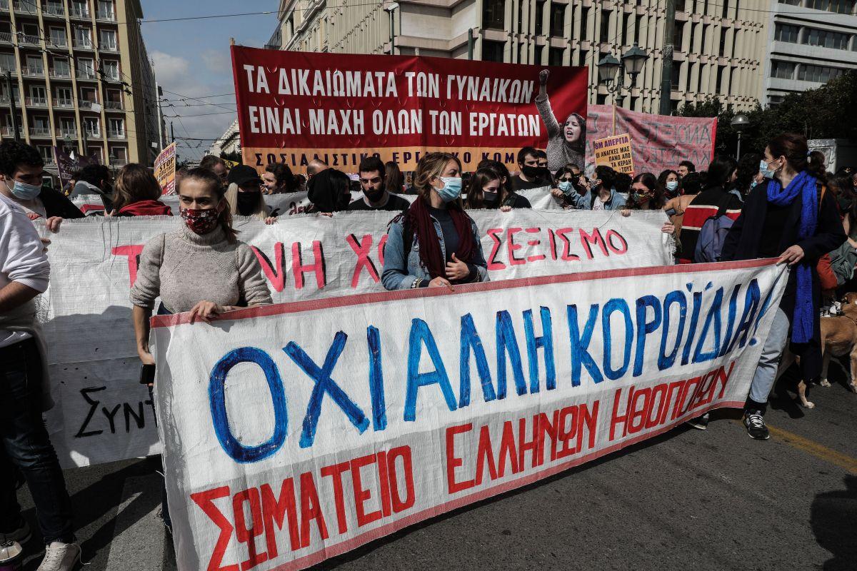 Ημέρα της Γυναίκας: Το «παρών» έδωσε και το Σωματείο Ελλήνων Ηθοποιών