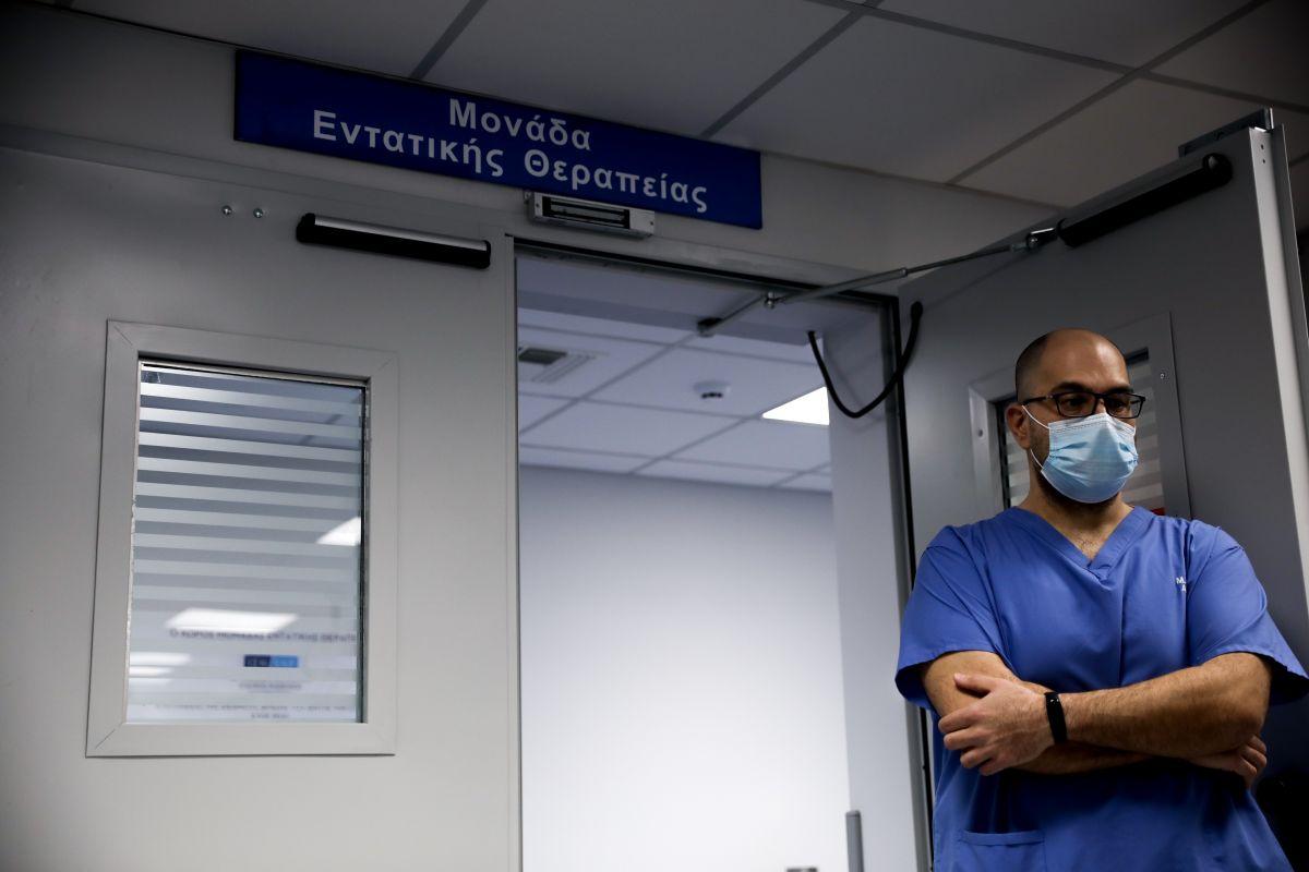 Κρούσματα σήμερα 24/3: Δραματική η κατάσταση στα νοσοκομεία
