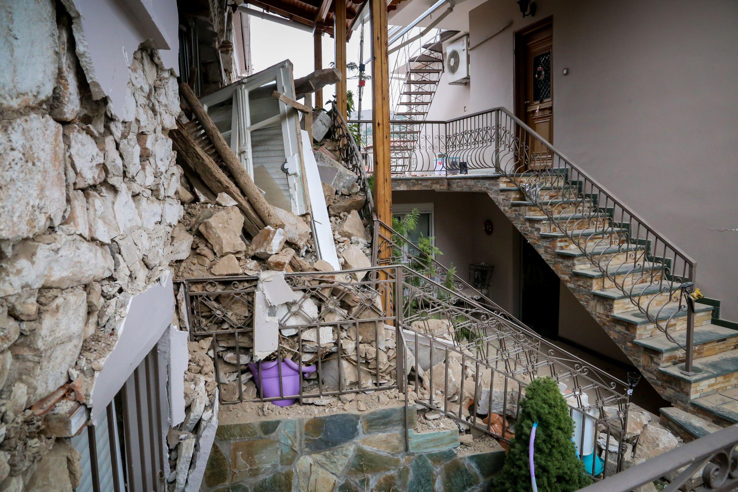 Λάρισα: Σήμερα αναμένονται οι οικίσκοι
