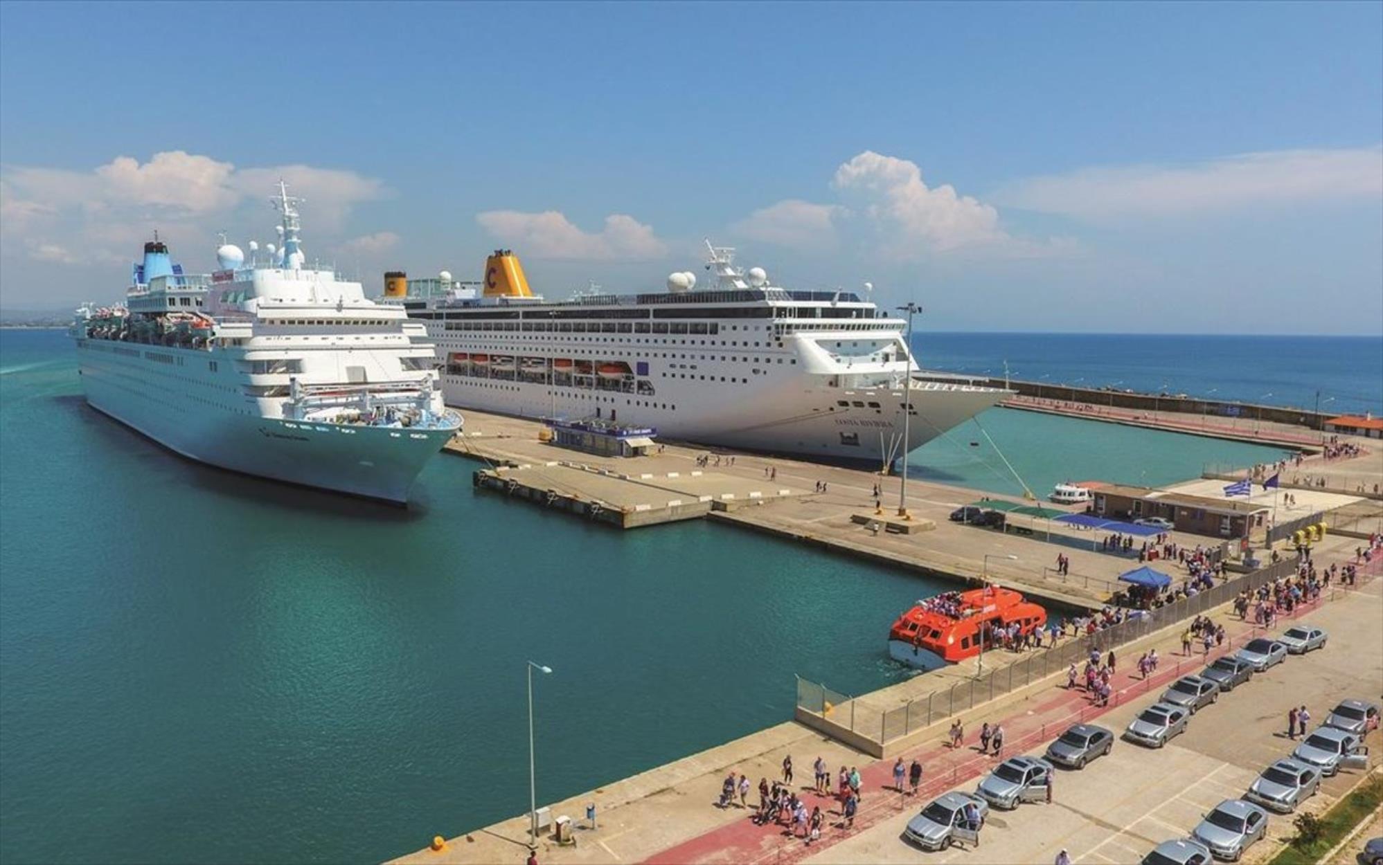 Λιμάνι Κατάκολου