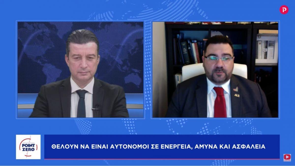 Μάριος Ευθυμιόπουλος στο pagenews.gr