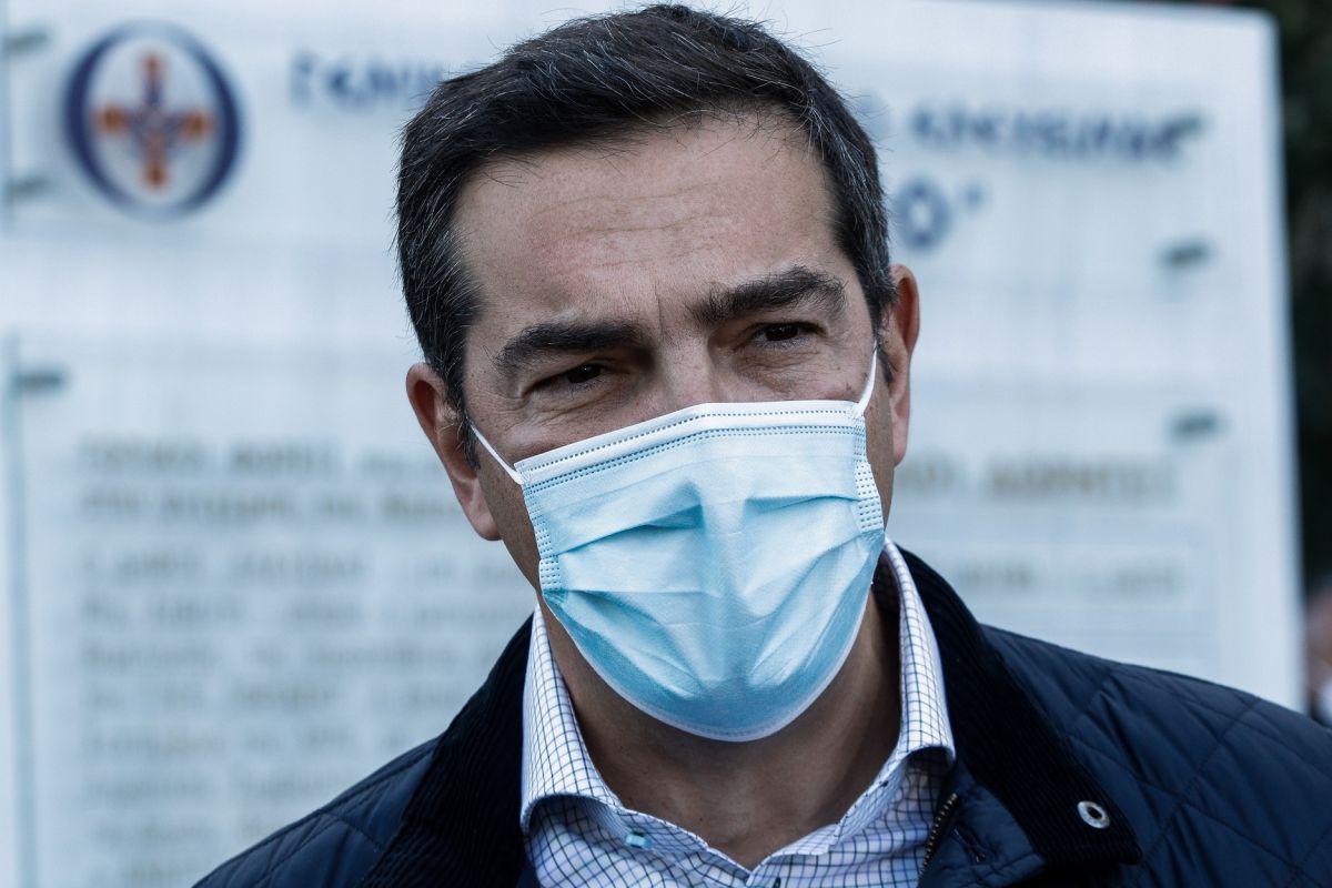 ΝΔ ΣΥΡΙΖΑ: Κατηγορεί τον Τσίπρα για τη δήλωσή του για τις πορείες η Πειραιώς