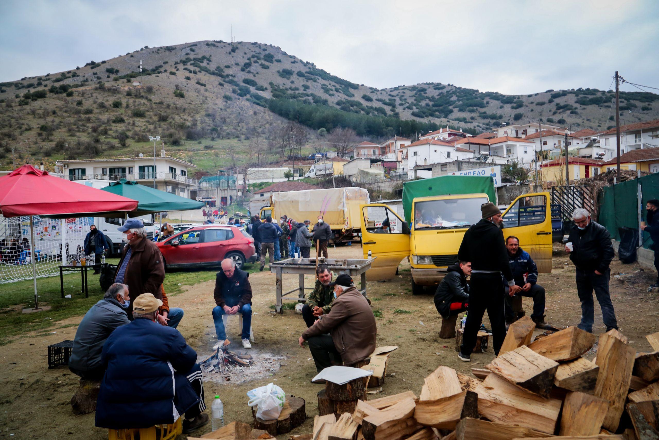 Σεισμός Λάρισα: Σήμερα αναμένονται οι οικίσκοι