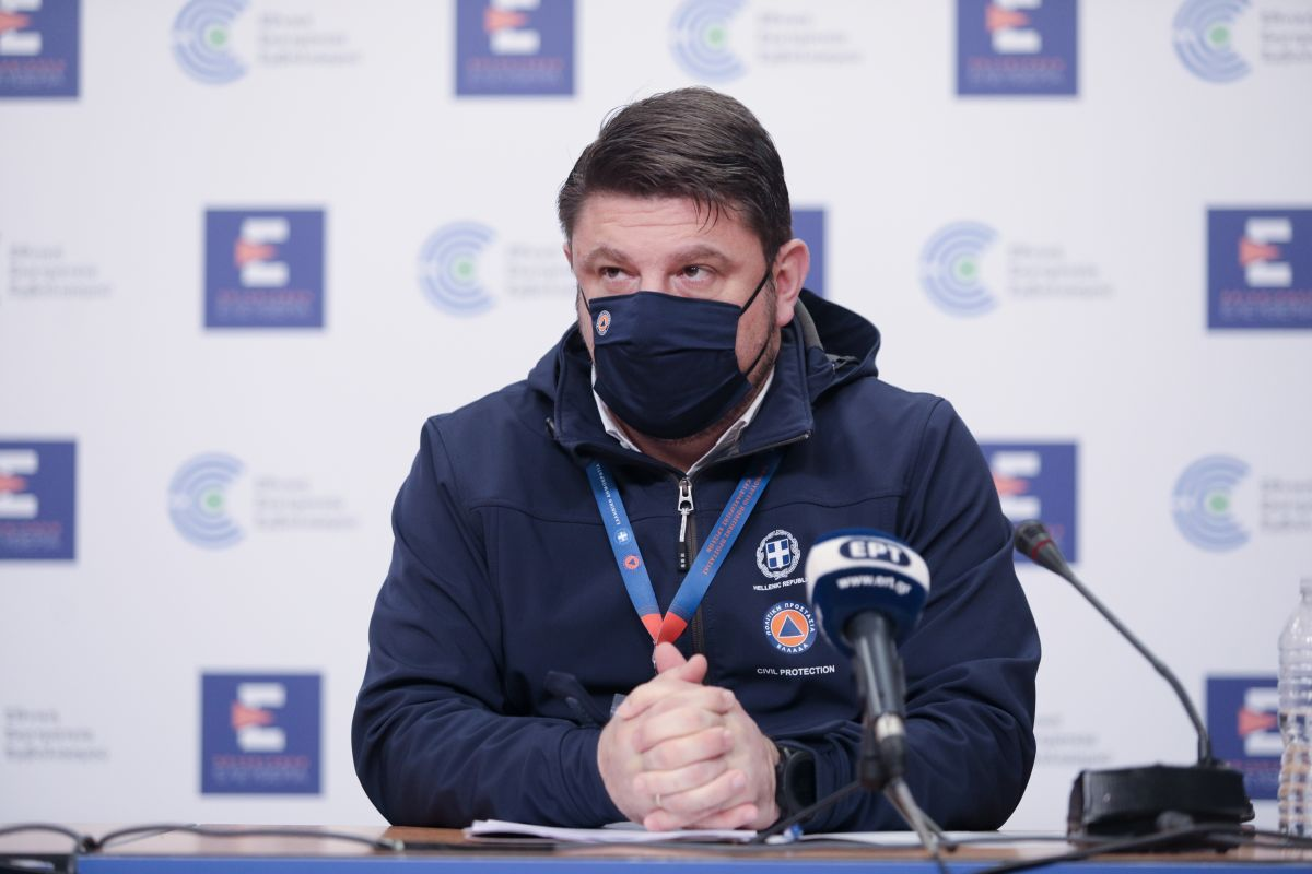 Συνεδρίαση λοιμωξιολόγων: Θα εισηγηθεί στην κυβέρνηση και τις ανακοινώσεις θα κάνει ο Νίκος Χαρδαλιάς