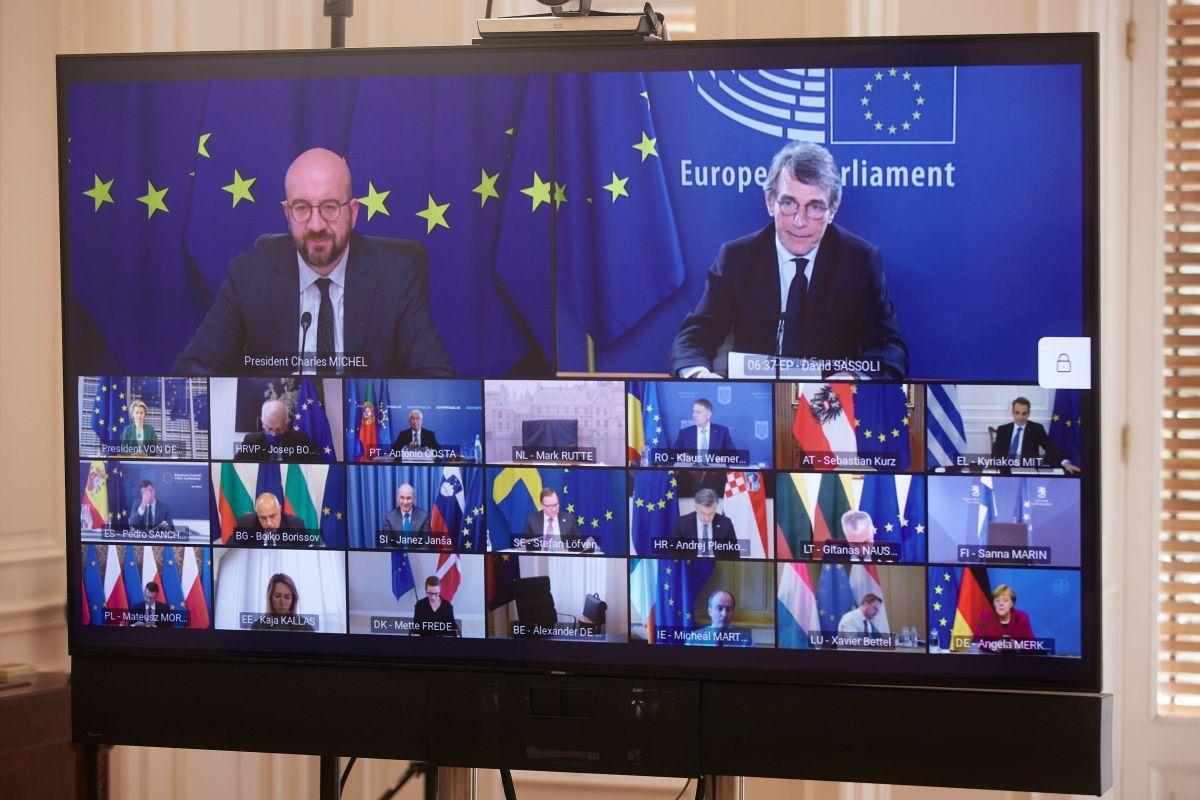 Σύνοδος Κορυφής Τουρκία: Κατέληξαν σε Κοινή Δήλωση οι ηγέτες της ΕΕ