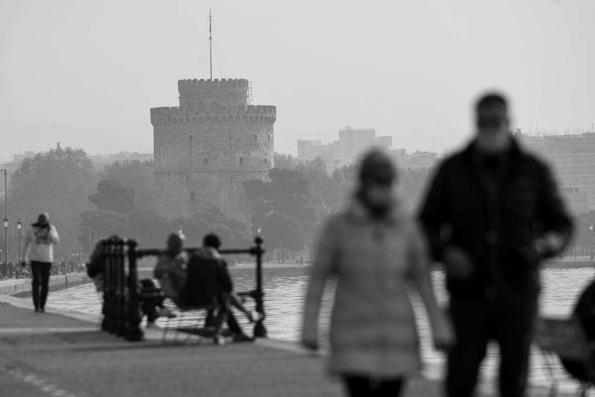 Θεσσαλονίκη rapid tests