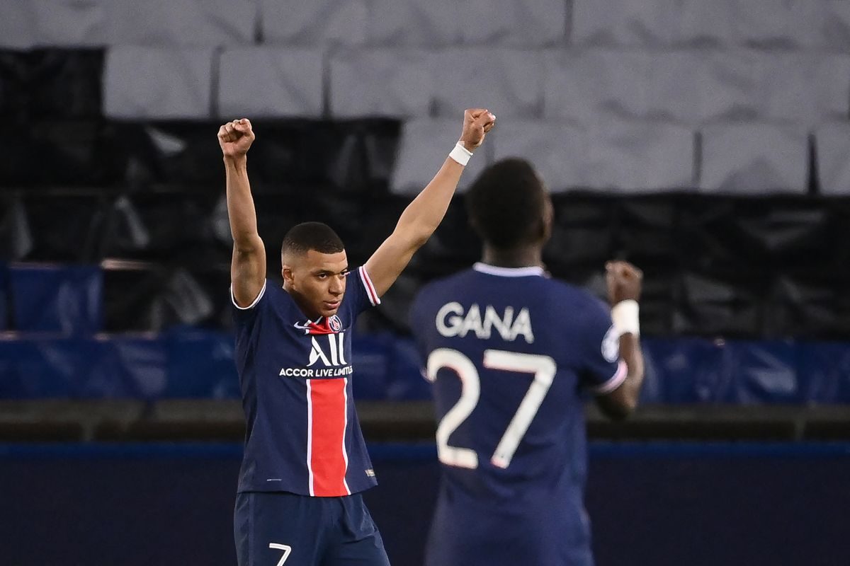 Champions League: Ο Κιλιάν Εμπαπέ για άλλη μια φορά έκανε φοβερό ματς
