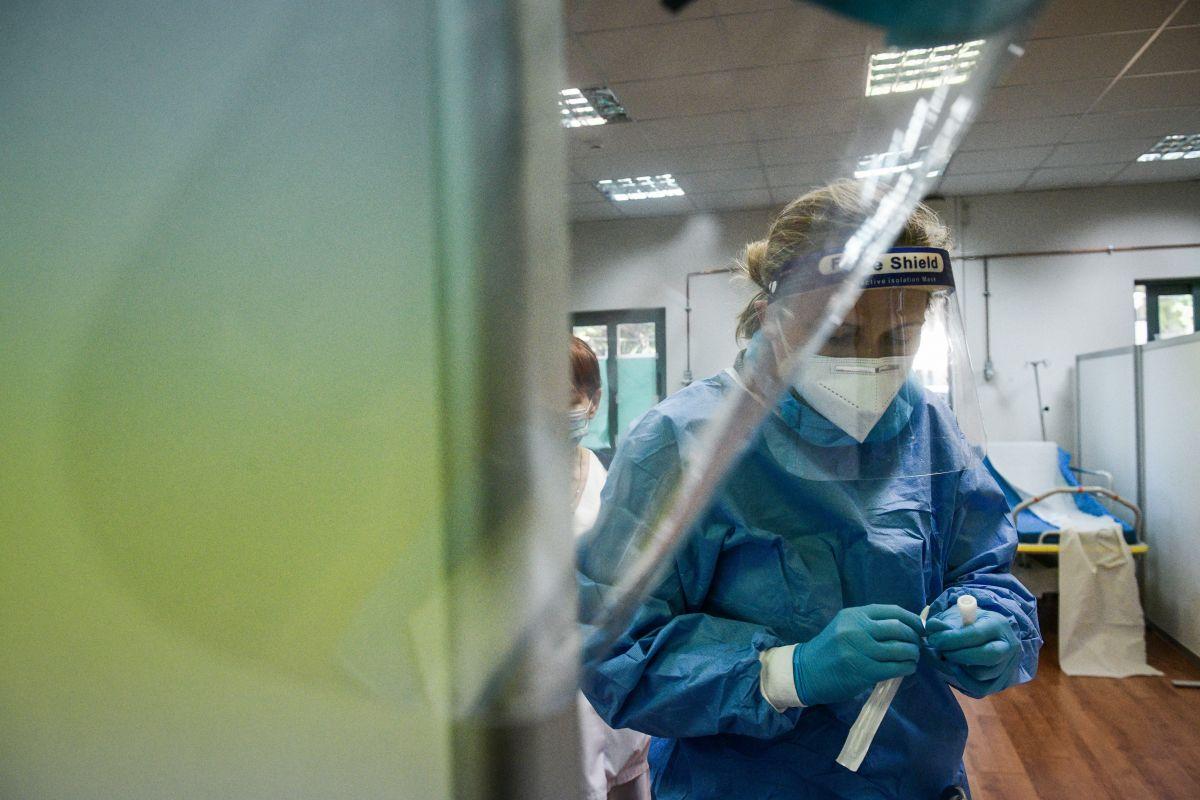 Έγκλημα στον Ερυθρό Σταυρό: Τον αποσύνδεσε από τον αναπνευστήρα