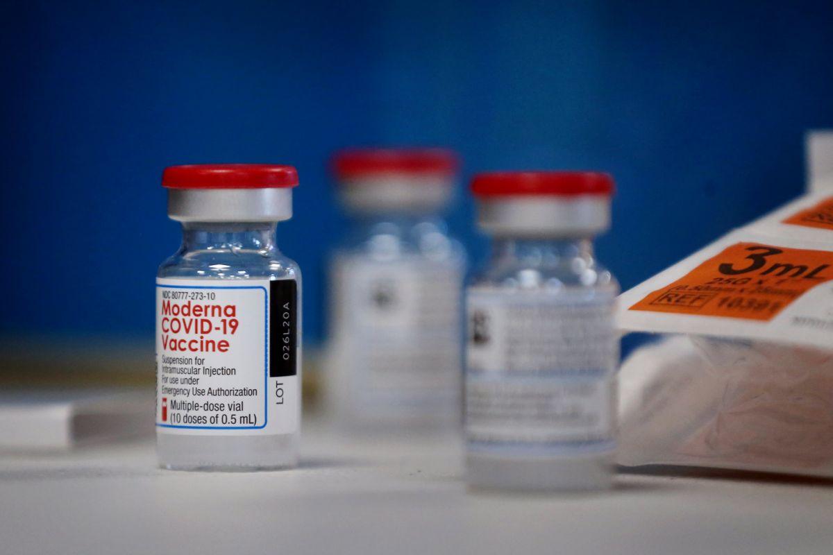 Εμβόλιο Moderna