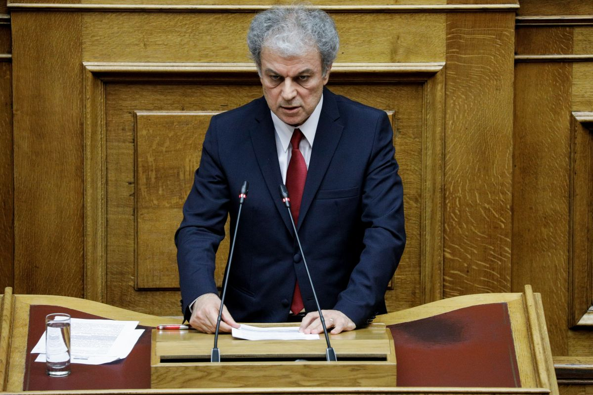 Γιώργος Αμανατίδης: Έπαθε έμφραγμα από ένα σάντουιτς ο βουλευτής