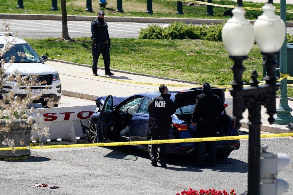 Καπιτώλιο: Νεκρός ο ένας αστυνομικός και ο δράστης