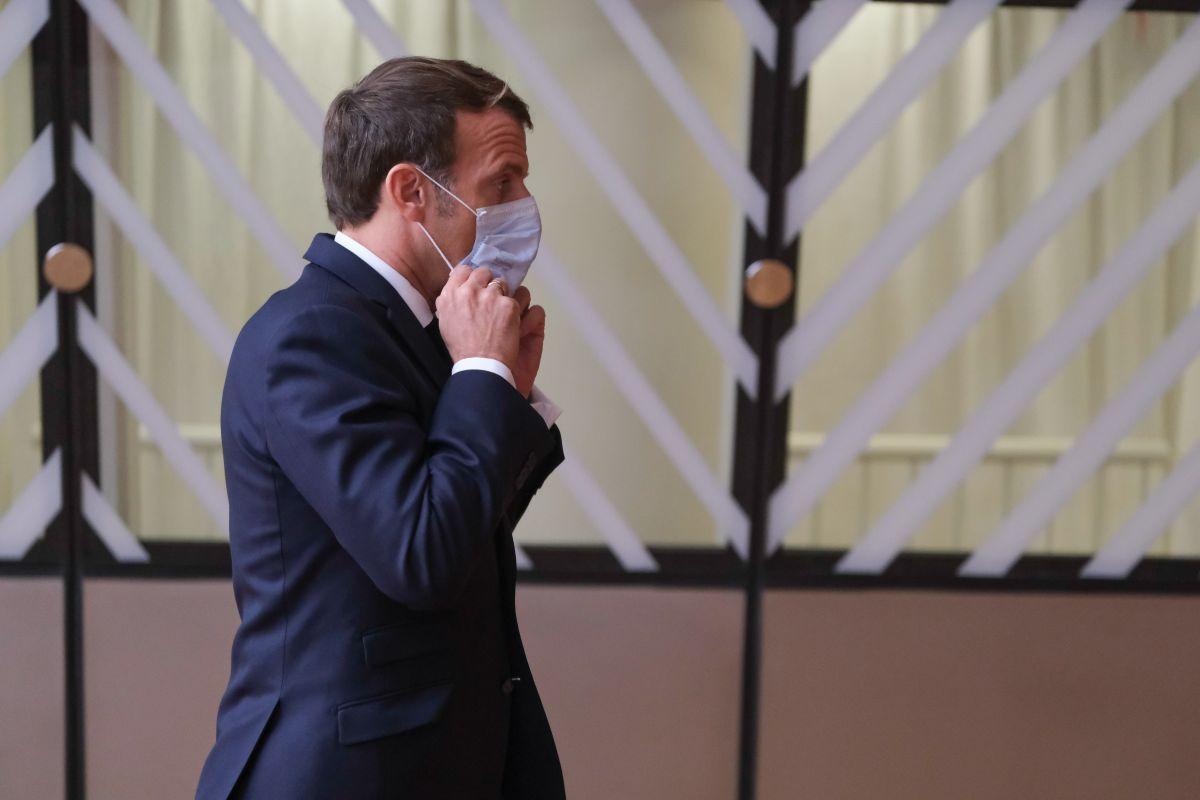 Κορωνοϊός Γαλλία: Σκληρό lockdown για ένα μήνα