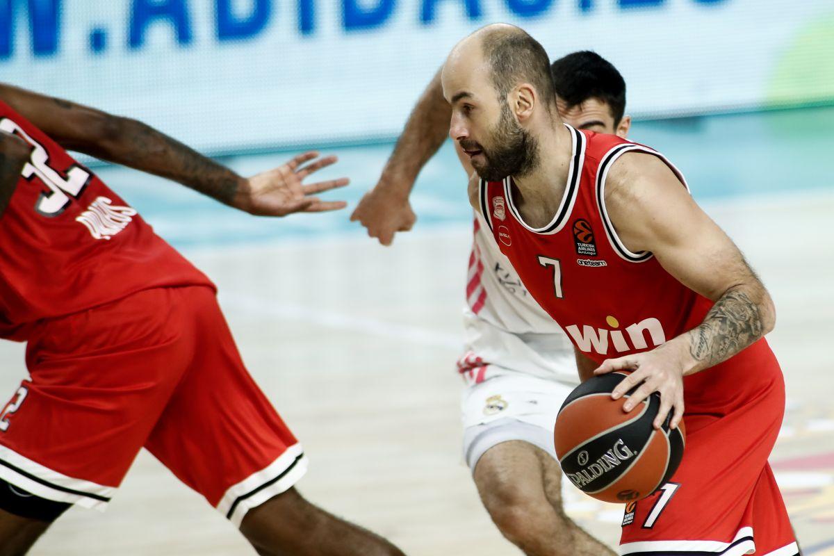 Ρεάλ Μαδρίτης - Ολυμπιακός: 72-63