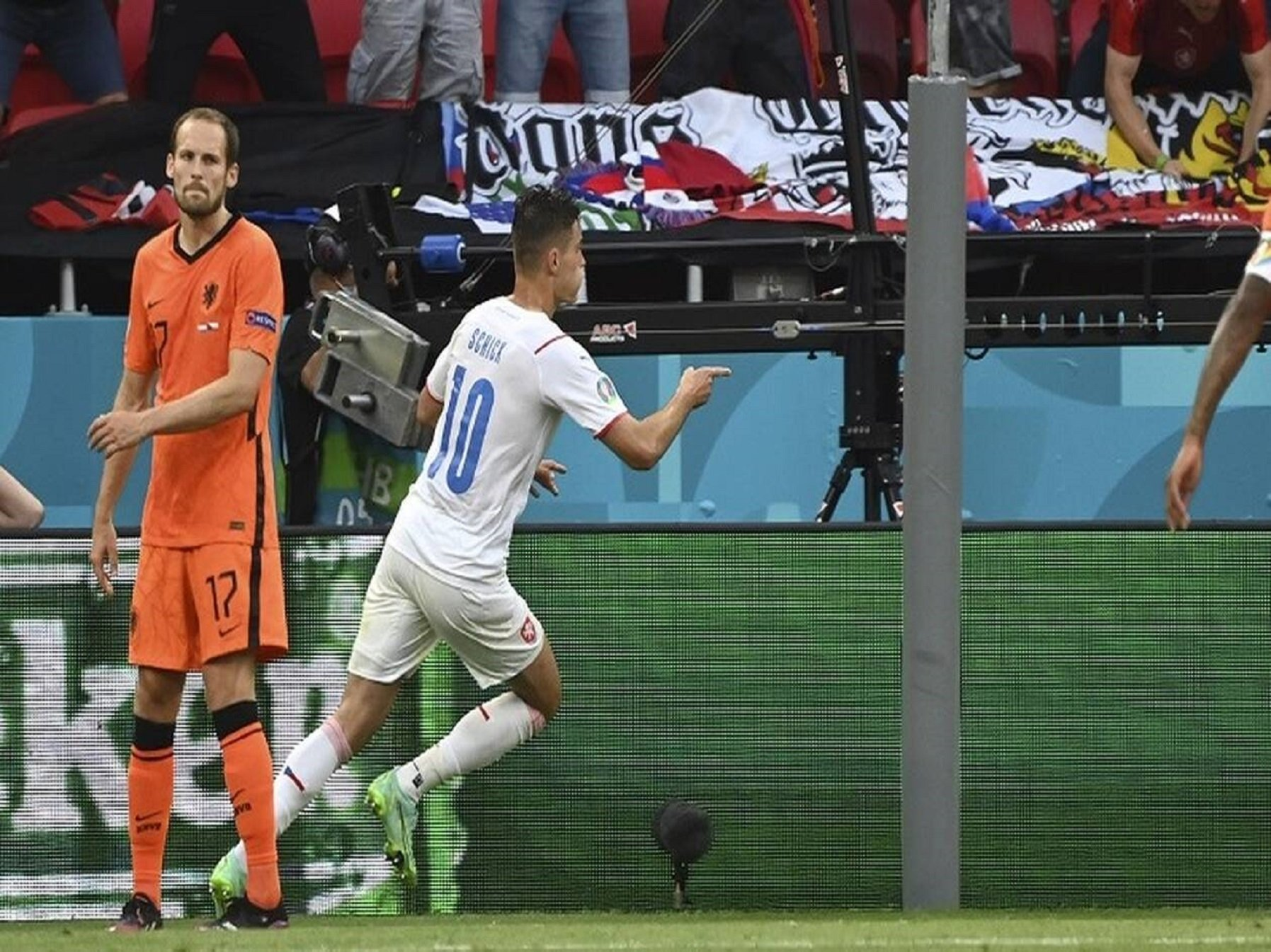 Ολλανδία - Τσεχία 0-2