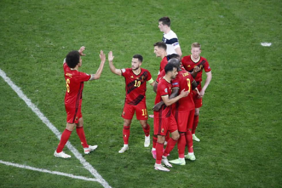 Φινλανδία Βέλγιο 0-2