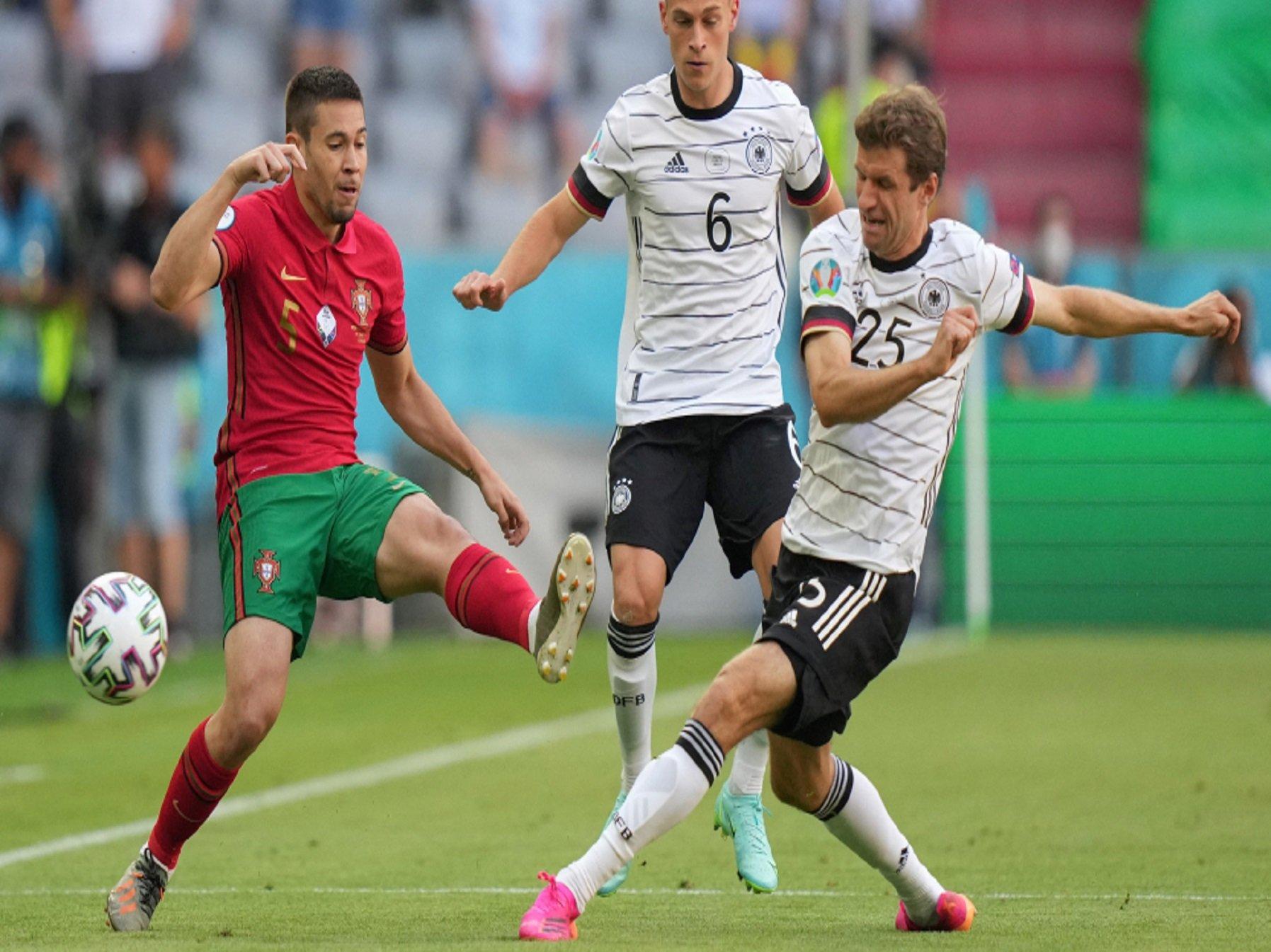 Πορτογαλία - Γερμανία 2-4