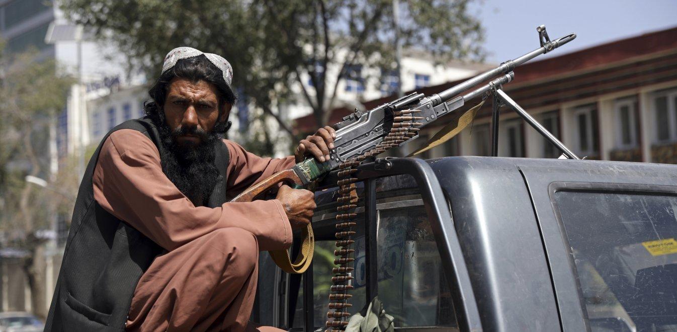 Ταλιμπάν Αφγανιστάν